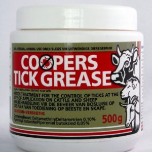 Tick Grease